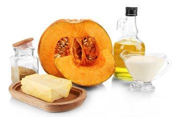 Лікувальні рецепти на основі гарбузової олії